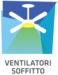 VENTILATORI SOFFITTO
