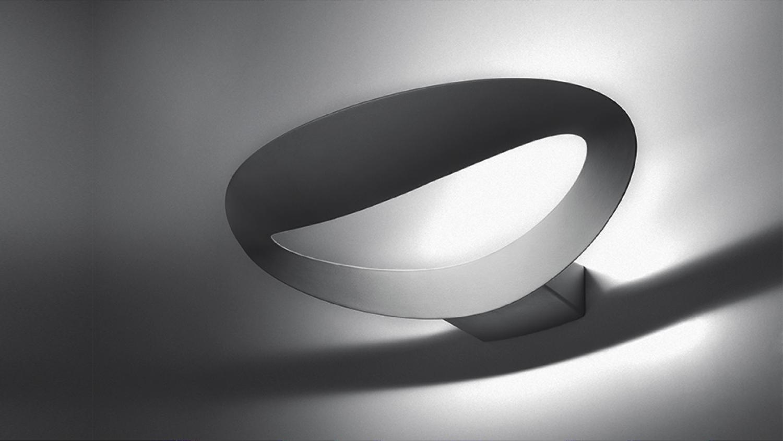 Lampade specchio bagno artemide artemide castore lampada for Lampade bagno design